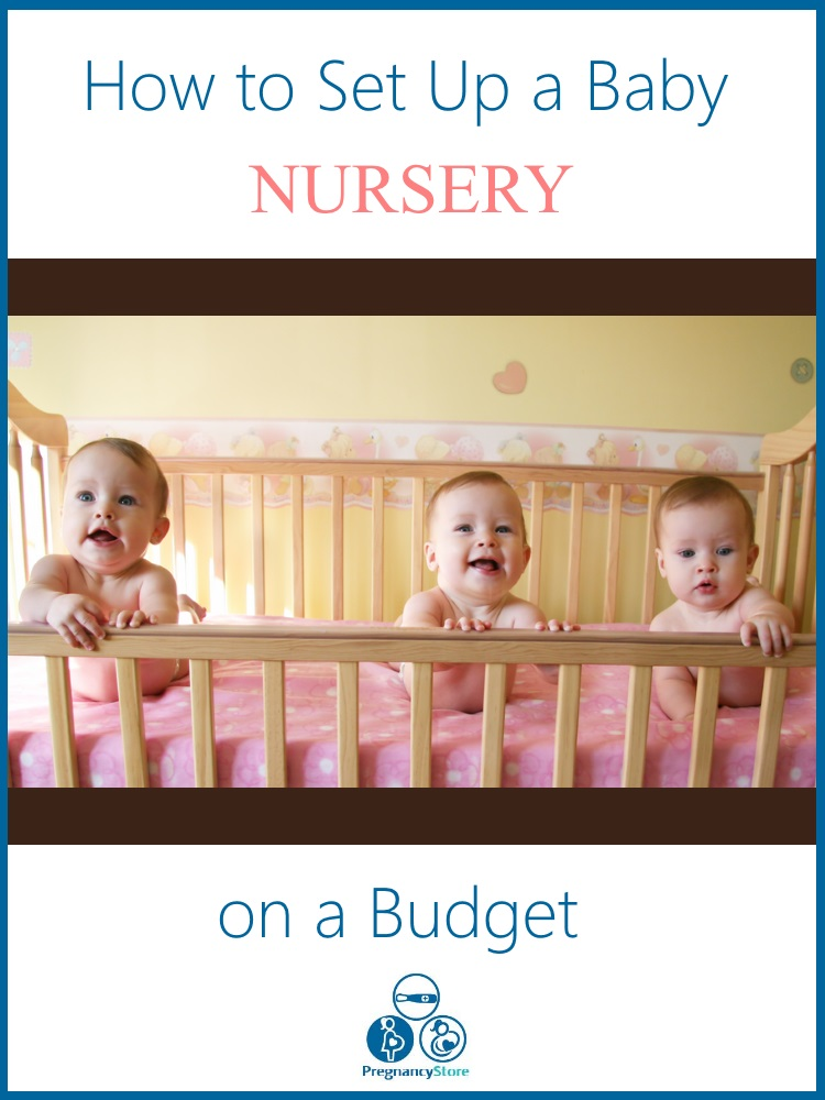 How to Set Up a Baby Nursery on a Budget