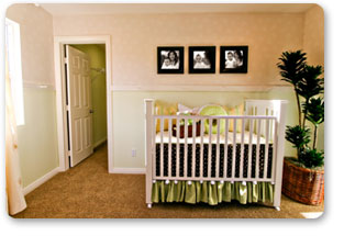 Baby Nursery Crib on a Budget