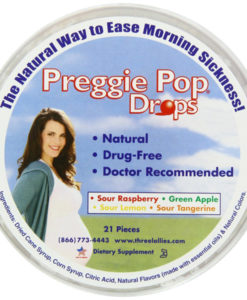Preggie Pop Drops