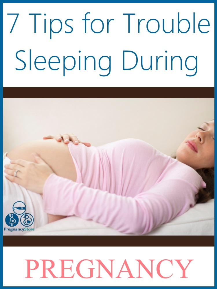 Pregnancy trouble Sleeping